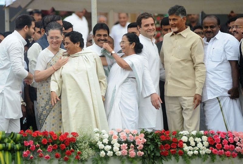 UPA alliance will scatter in Bihar before general 2019 election.