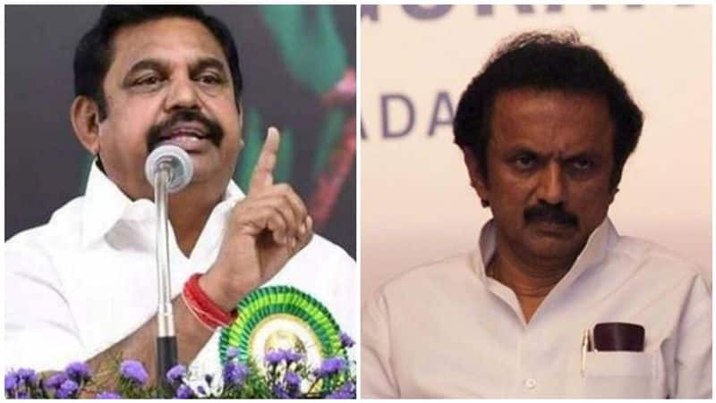 Tamil Nadu chief minister Palaniswami launches veiled attack on Stalin