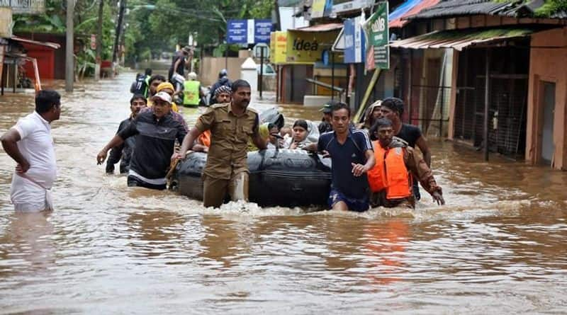 Kerala 27000 families still await flood relief while Vijayan plans foreign visit