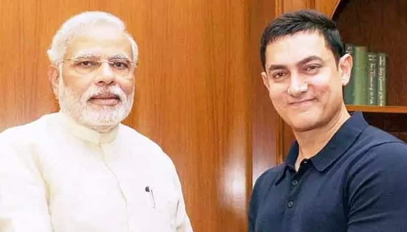 Aamir Khan showers praises on PM Narendra Modi on National Museum of Indian Cinema