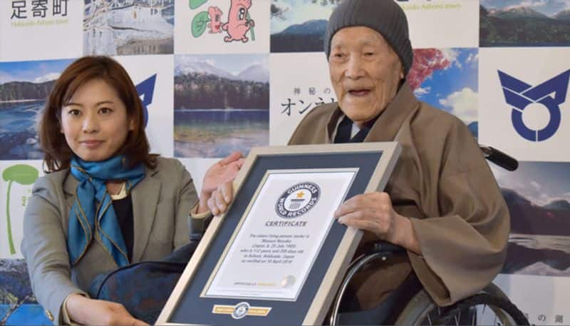 World s oldest man Masazo Nonaka dies in Japan at age 113