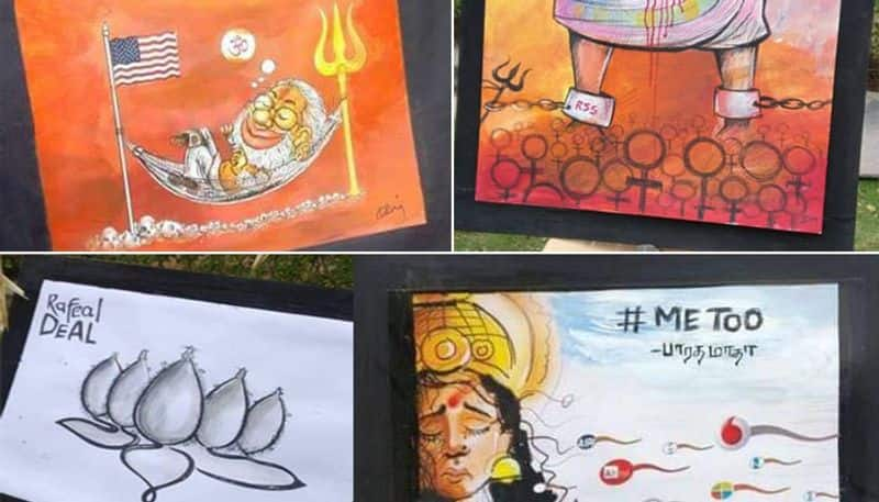 Chennai's Loyola College apologises anti-Hindu paintings cultural expo