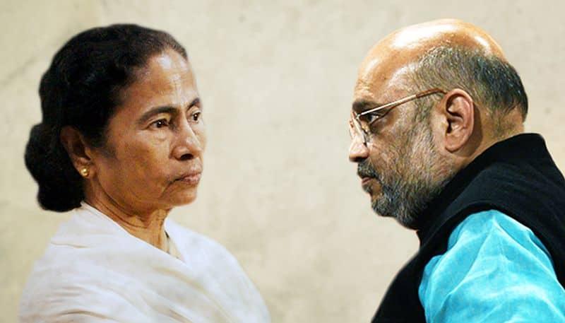2019 polls chance  turn Bengal Sonar Bangla Amit Shah Mamata corrupt rule