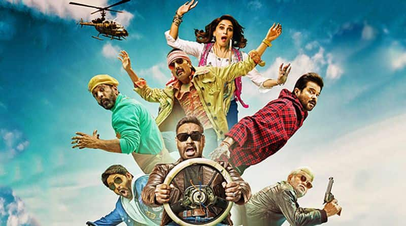 Total Dhamaal trailer:  Ajay Devgn, Anil Kapoor, Madhuri Dixit's film is full of surprise elements
