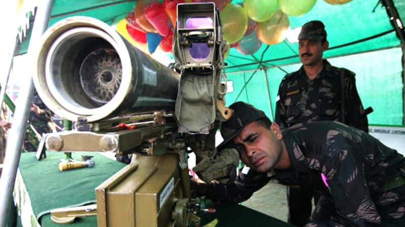 Major boost nation military Indian Army buy tank busting missiles France