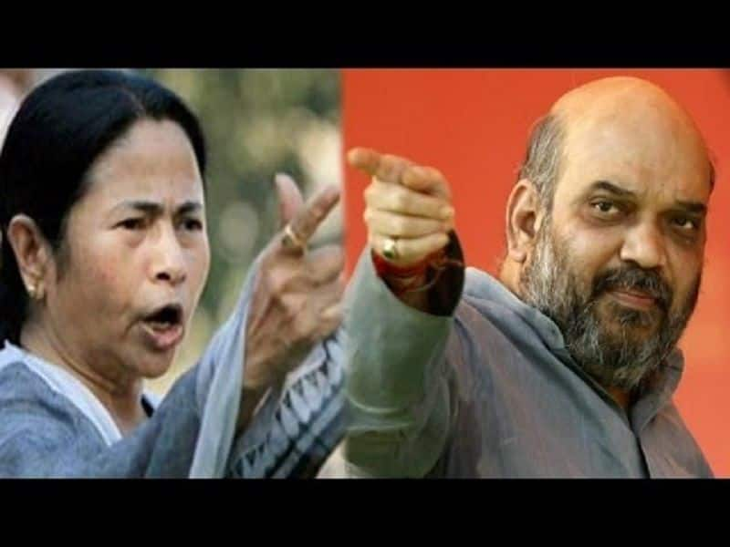 Even Ravan regime was brought down: Amit Shah dares Mamata Banerjee