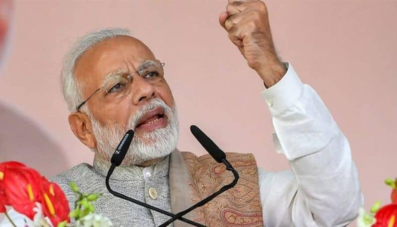 Nation booming economy: PM Modi policies for GDP growth earn praises