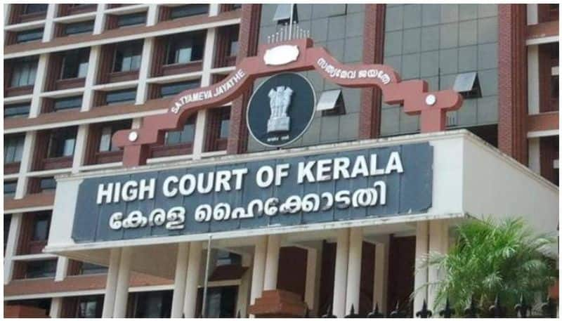 highcourt says accused should be produced only through