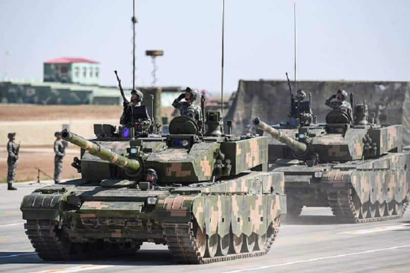 China new tanks advanced for its own soldiers