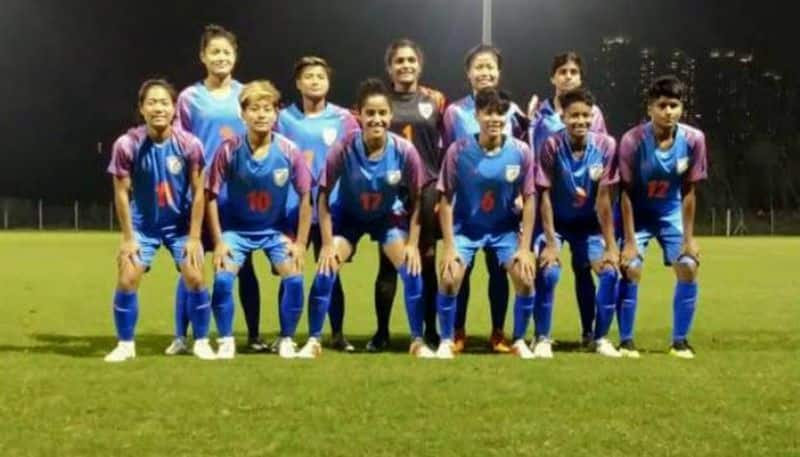 2020 Olympic qualifiers Indian women's football team face Hong Kong challenge in friendly