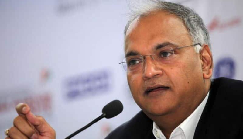 CBI book former Air India chief Arvind Jadhav misuse official position