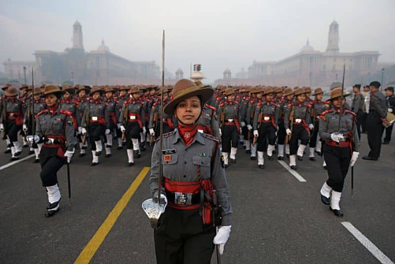 Forces to showcase women power at Republic Day parade