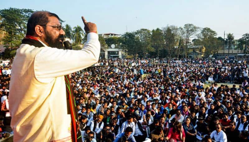 Pass Citizenship Bill, face ban: Assam student body to BJP