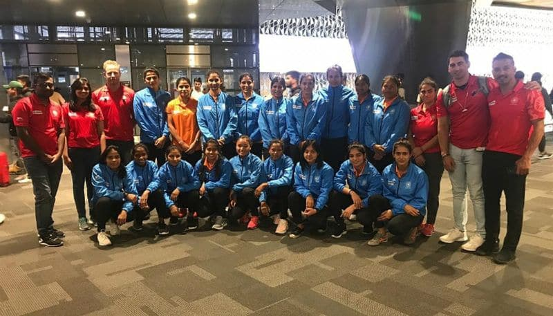 With eye on Olympic medal Indian women hockey team play 6 matches Spain before qualifiers