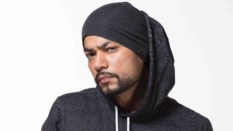 Rapper Bohemia slapped with a lawsuit for allegedly performing illegally in India