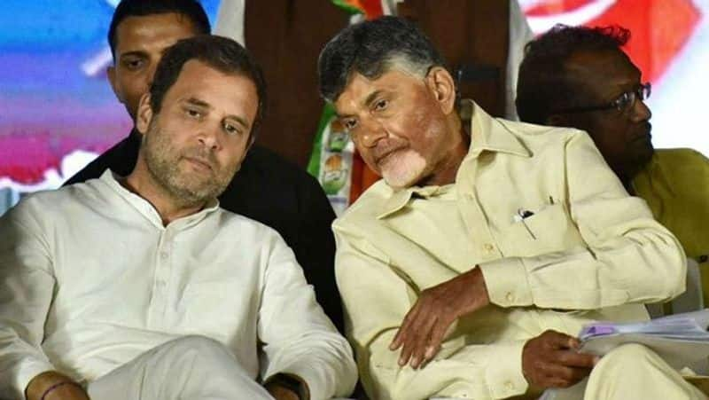 Has Naidu influenced the decision of Congress high command