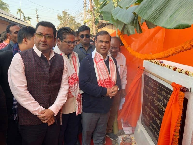 BJP won't compromise on the interest of Assam says Himanta Biswa Sharma