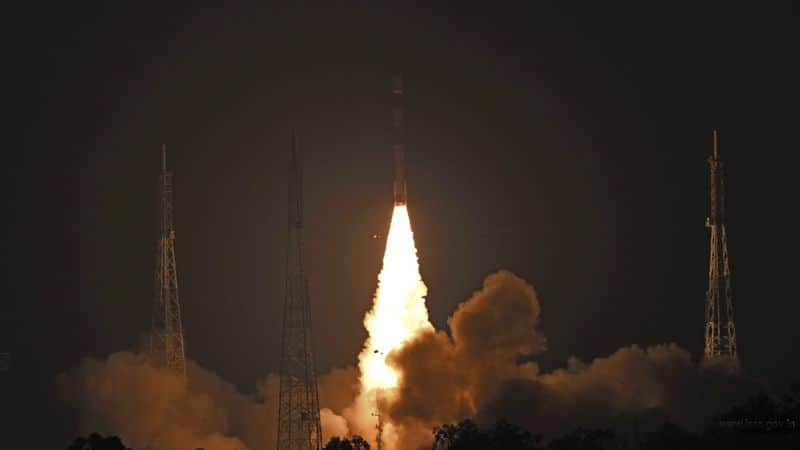ISRO Microsat-R India's military with world lightest satellite in tow