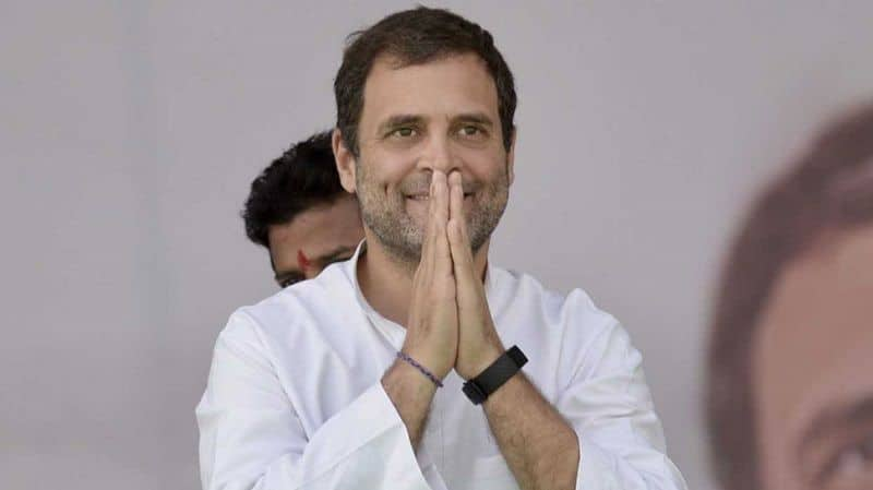 Rahul Gandhi in trouble on home turf; 'go back to Italy', say Amethi farmers