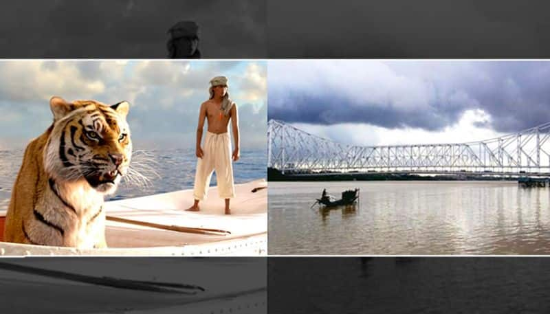 'Life of Pi recreated on the Hooghly
