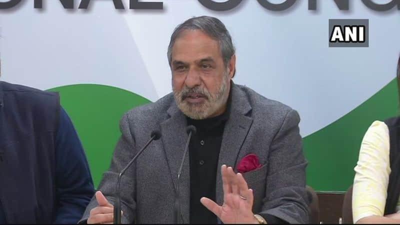Congress threaten the govt officials