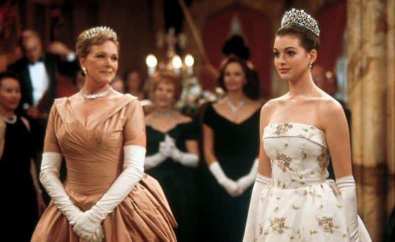 Anne Hathaway confirms script for 'The Princess Diaries 3' is ready