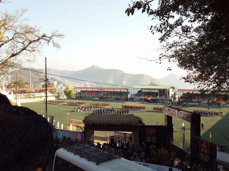 Amid Citizenship Bill row, Mizoram governor address near-empty ground on Republic Day