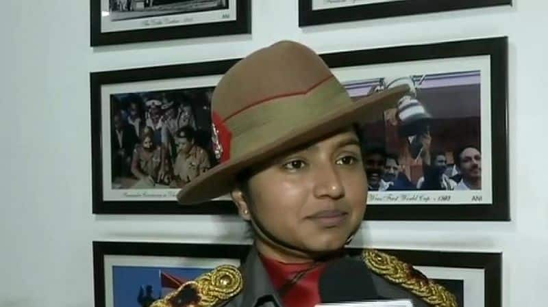 Pride of India khushbo, a daughter of buss conductor