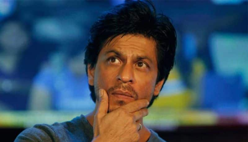 shahrukh khan  will play villain role in south indian movie
