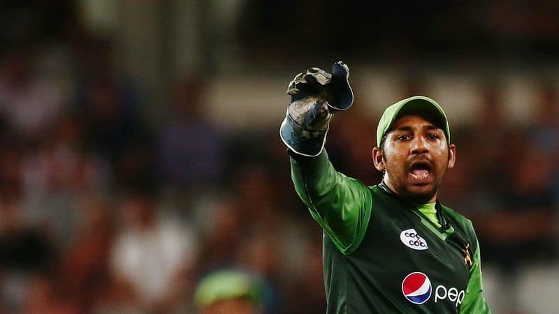 Pakistan captain Sarfraz Ahmed suspended for 4 match after racist comment