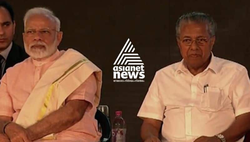 CM Pinarayi vijayan against center for not allowing special trains for migrated workers