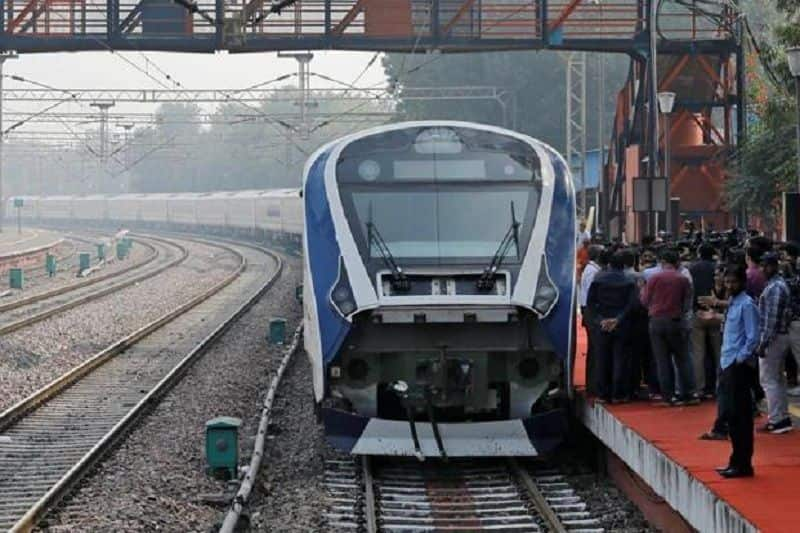 New name of train 18 will be Vande bharat express, during budget Modi can may green flag off train