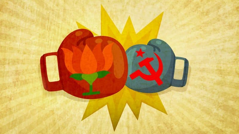 Left could soon left out Kerala if BJP continues to bat on front foot