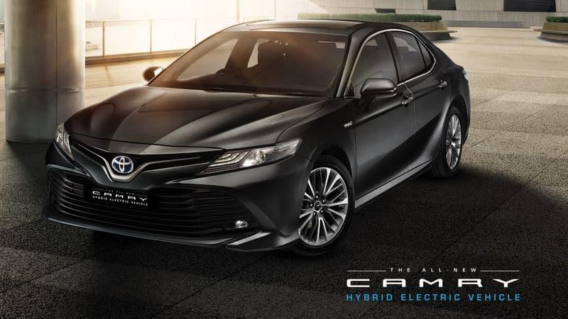 Toyota Kirloskar Motor Announces Upcoming Price Hike for Camry Hybrid  Vellfire models