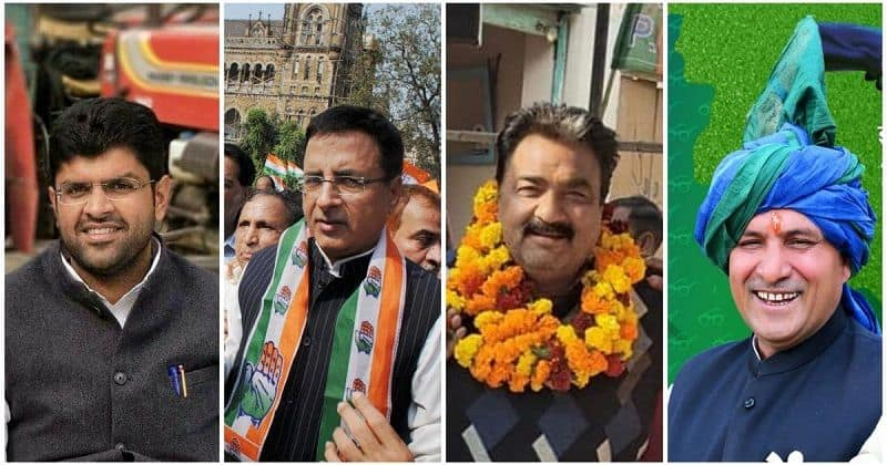 By election going on ramgarh and jind seat, bjp and congress both claiming for those victory