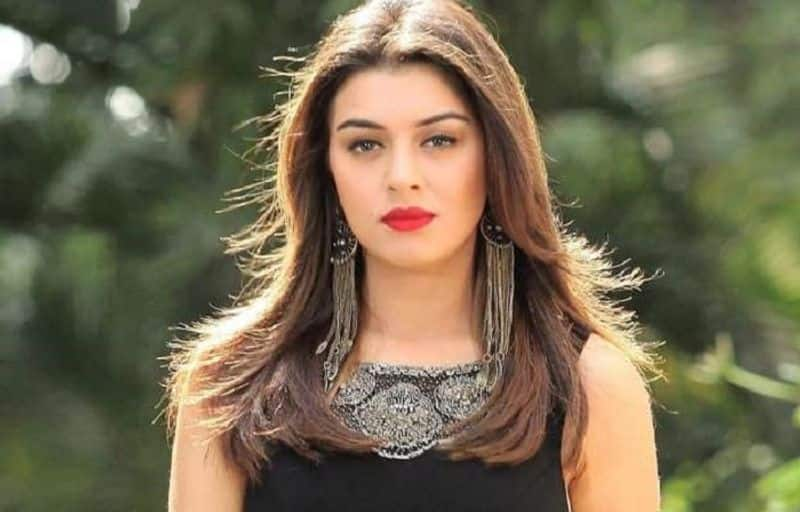 hansika sign with new horror flick