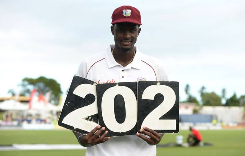 West Indies vs England: Double centurion Jason Holder equals Don Bradman's feat