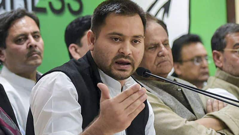 Tejashwi Yadav, reluctant to vacate deputy CM bungalow, fined Rs 50,000 for wasting Supreme Court's time
