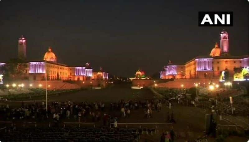 Beating retreat ceremony today two metro stations will be closed