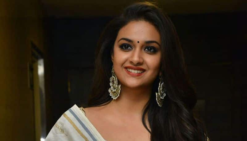 actress keerthi suresh leave the ponniyin selvan movie project