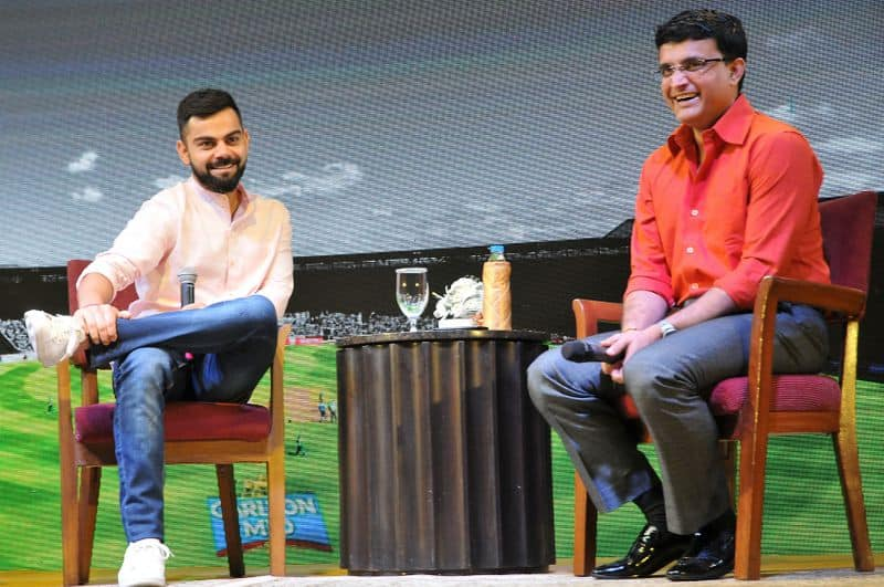 India should have only 5 Test centres Virat Kohli will BCCI president Sourav Ganguly pay heed