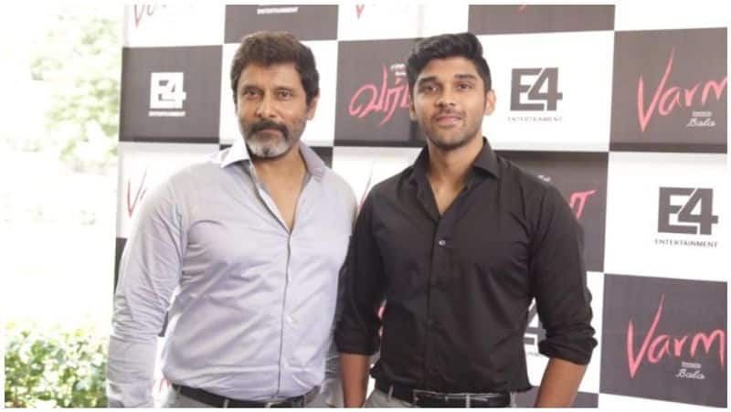 the movie vikram 58 first look released