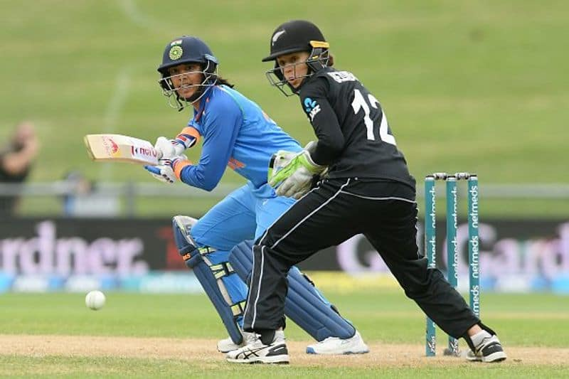 Smriti Mandhana, Mithali Raj feature in Indian women's series win against New Zealand