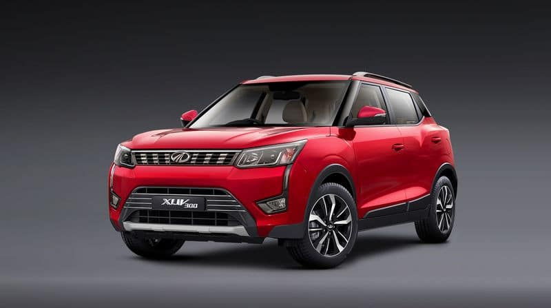 Mahindra launches XUV300  in India on Valentine Day starting price Rs 7.9 lakh
