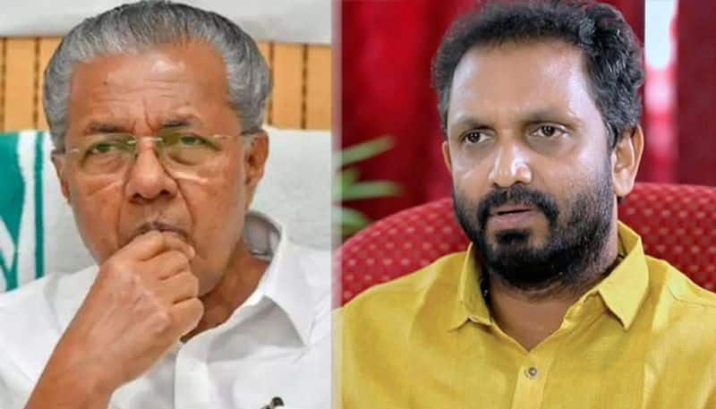 k surendran says v muraleedharan doesnt attend meeting of mps and mlas with cm