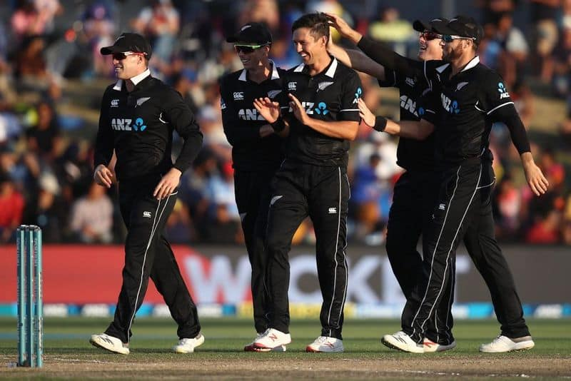 New Zealand bring in two uncapped players for T20I series against India