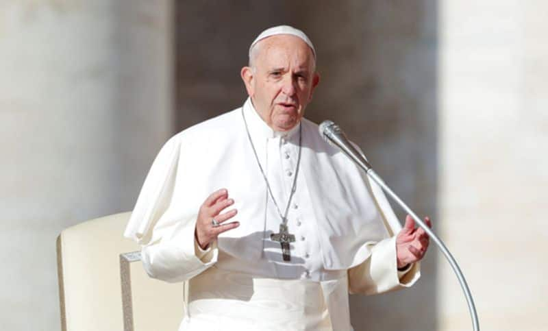 people are more important than the economy says Pope Francis as countries decide how quickly to reopen their countries