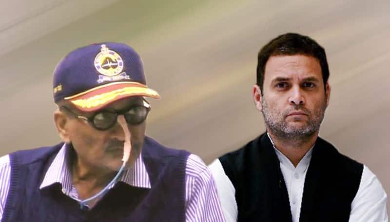 Goa CM Manohar Parrikar exposes Rahul Gandh Rafale claim with letter