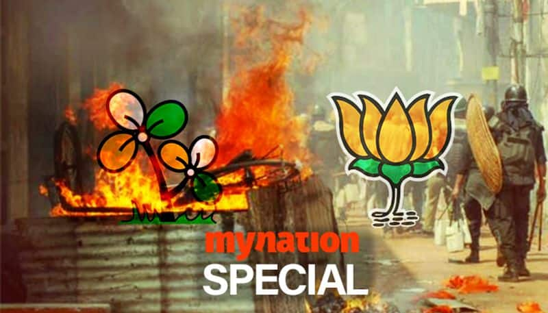 Why sudden violence in Bengal; why BJP must play the victim card