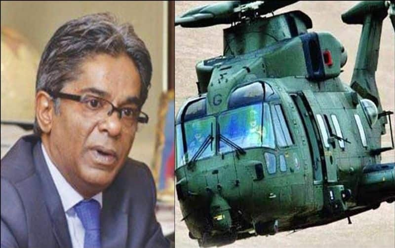 AgustaWestland scam accused Rajiv Saxena, money-launderer Deepak Talwar extradited from UAE